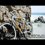 Aluboo is a Sustainable Aluminum and Bamboo Bicycle