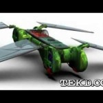 The Dragonfly Aerial Vehicle is Your Own Secret Spy Drone