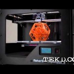 The MakerBot Replicator 2 and 2X for Prosumer 3D Printing
