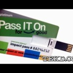 The Pass It On for Good Card is the Gift of Good Karma