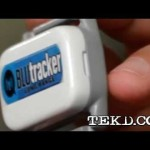 Locate Anything with the BluTracker Bluetooth GPS Locator