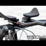 The Switch Aero System Dynamically Shifts Riding Positions