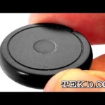 Button TrackR Keeps You from Losing It