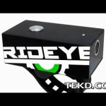 Rideye Dashcam Evidence Witness for Bikers and Cyclists