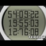 Tikker Shows the Time and the Time of Your Life