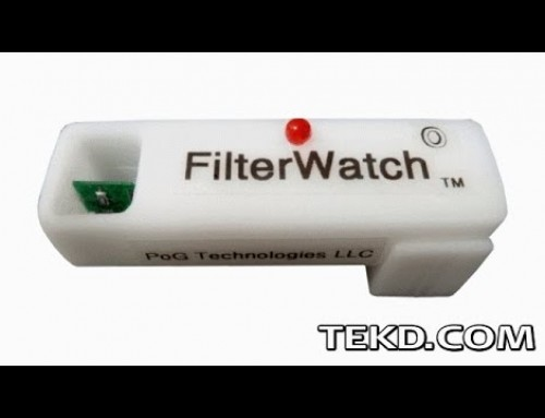 FilterWatch Monitors Airflow Saving Heating and Cooling Costs