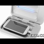 Charge and Sanitize Your Device with a PhoneSoap Charger