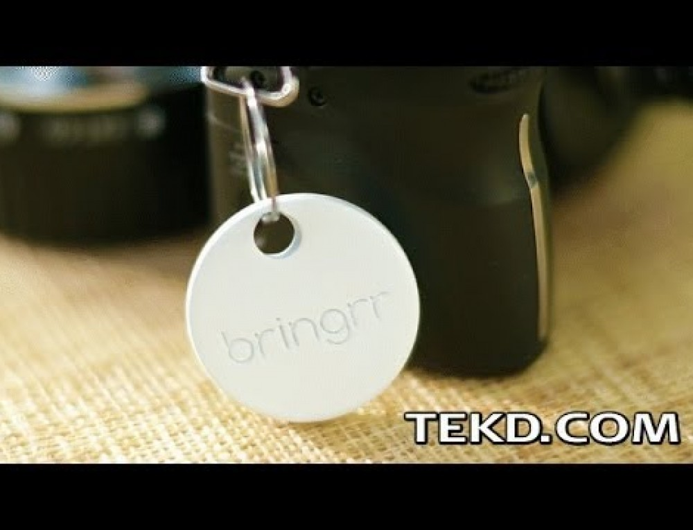 Leave Nothing Behind with the Bringrr Tag System