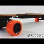 Motorized Coasting on a E-Go Cruiser Electric Longboard
