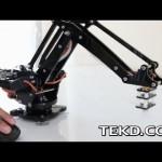 uArm Puts Robotic Automation Fun on Your Desktop