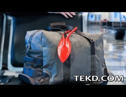 CalypsoTag Protects Your Luggage when Traveling
