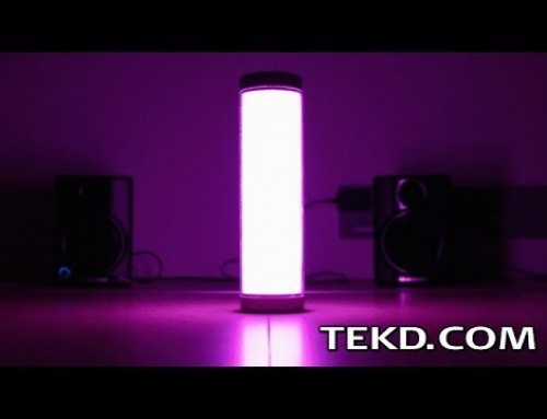 Ion Light Turns Any Room into a Personal Rave
