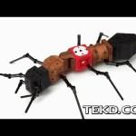 TinkerBots Teach Robotics with Easy Building Block Design
