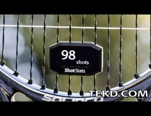 Shot Stats Challenger Tracks Tennis Match Performance