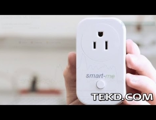 Smart-me Monitors Energy Usage and Production