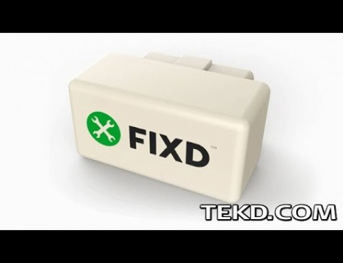FIXD Monitors Automobile Condition Through OBD