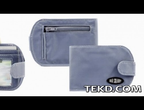 Big Skinny Wallets Protect Against RFID Skimming