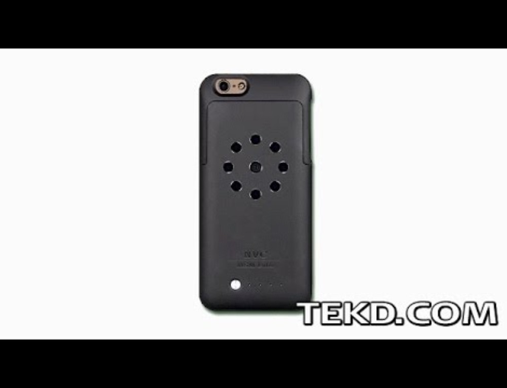 NVC Makes the Case for Night Vision on an iPhone 6