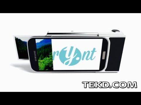 Prynt Smartphone Case for Instant Photo Printing