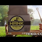 Your New Drinking Buddy is Hank the Beer Tank