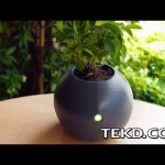 Intelligent Plant Care with the Biom Smart Flowerpot