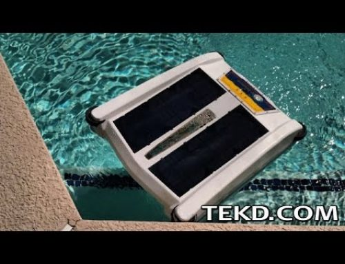 Stop Skimming and Get Swimming with Solar-Breeze