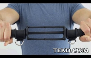 Tension Toner for Resistance Training that is Far from Futile